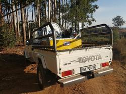 Skid Unit - Vehicle mounted