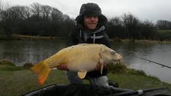 Barry Grant 20.2lb Catfish Lake