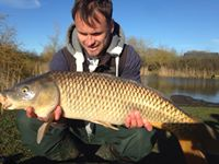 Scott Chapman 13lb90z common from Specimen