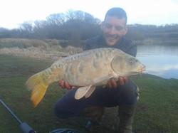 Levi Williams2 Catfish Lake