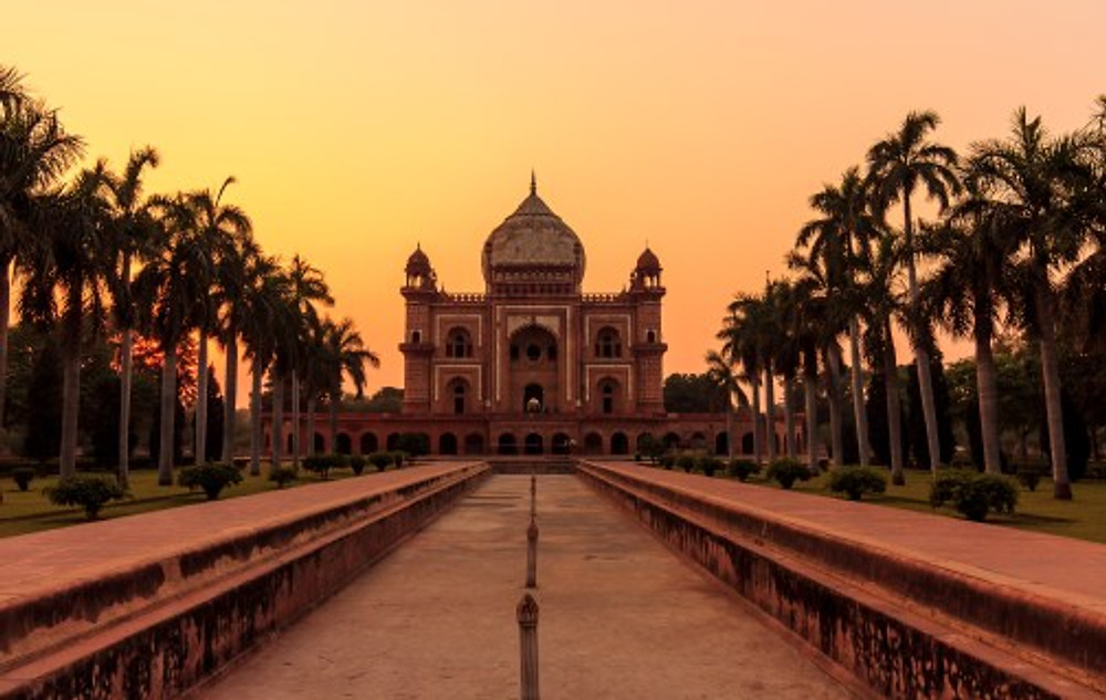 safdarjung tomb in delhi india
