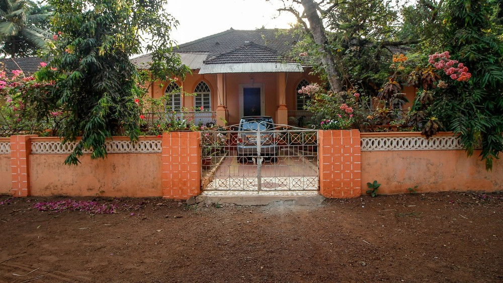 goa house architecture design