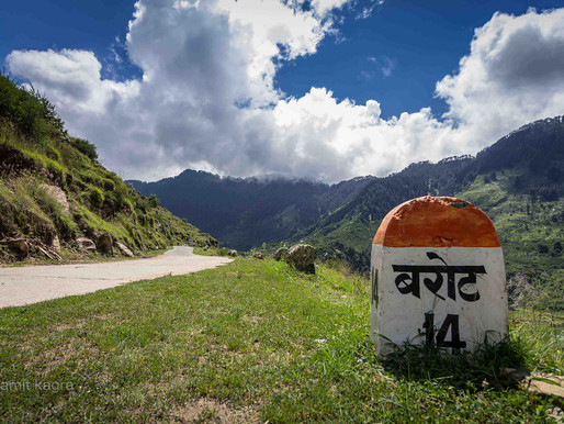 Barot valley, Himachal Pradesh – photo essay