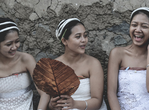 Portraits from Bali