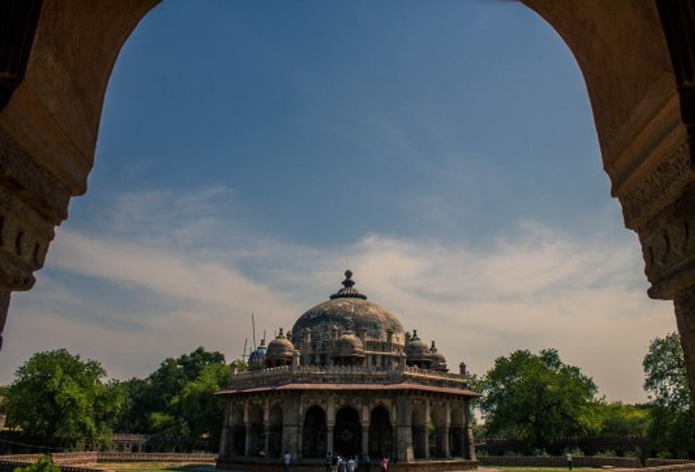 humayun tomb complex in delhi