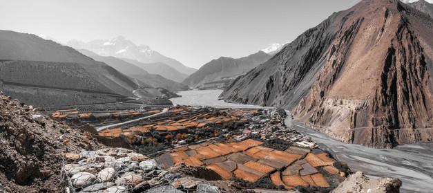 Kaghbeni panorama