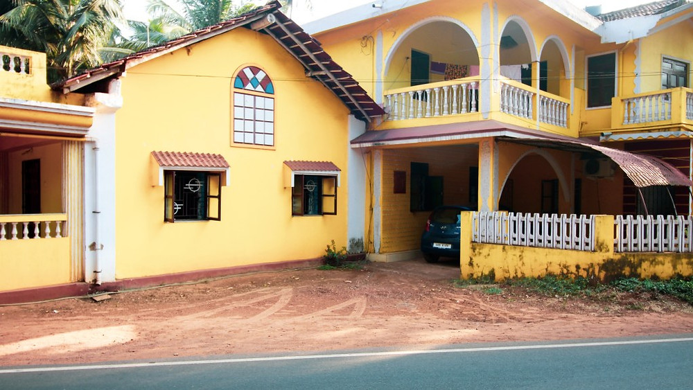 goa house architecture