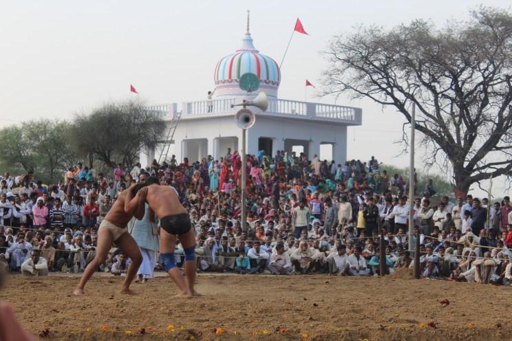 kushti match india