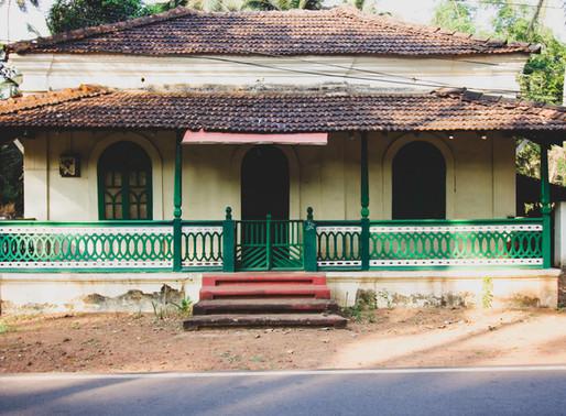 Houses of Goa – A photo essay