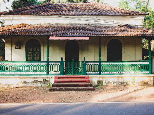 Houses of Goa – A photo essay