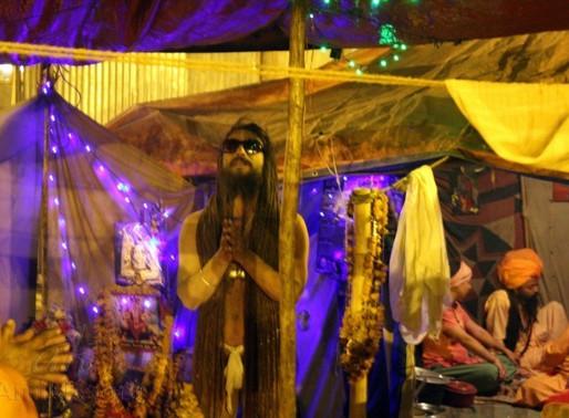 Spiritual sojourn to the Kumbh Mela