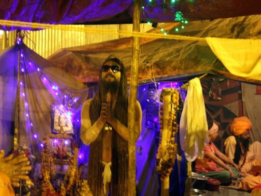 Spiritual sojourn to the Kumbh Mela