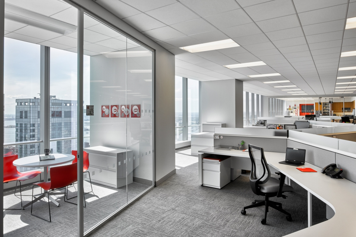 Office remodeling contractor