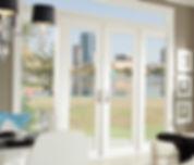 Storm glass doors, sales and installation at the best prices