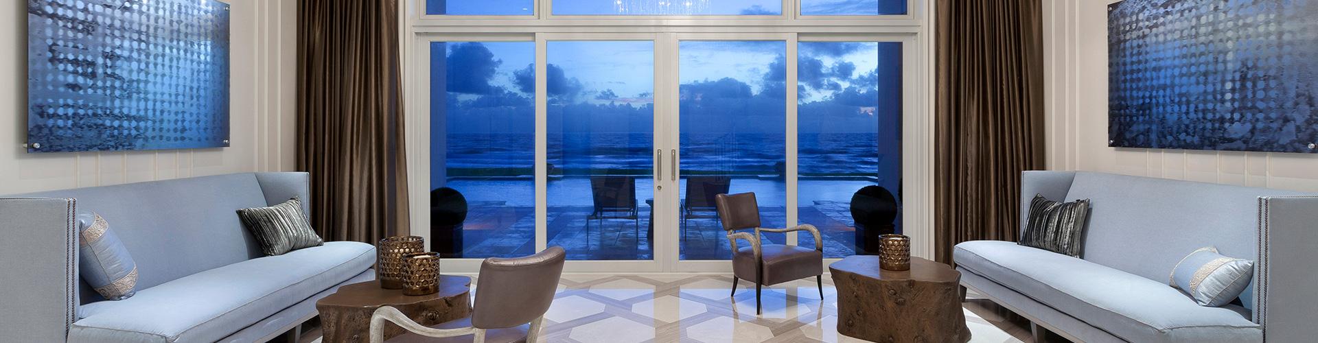 Home impact windows company