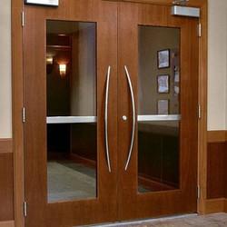 Hurricane impact doors models