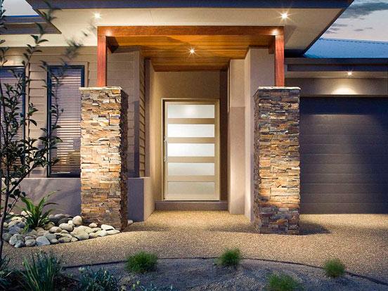 Residential hurricane impact doors