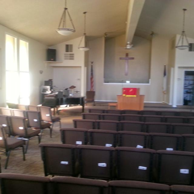 24th St. Baptist Church Remodel