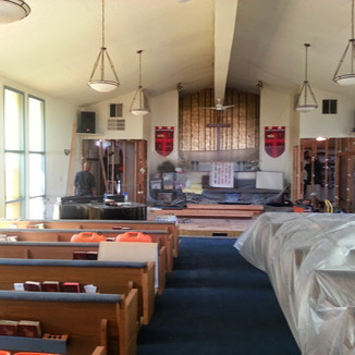 24th St. Baptist Church Remodel