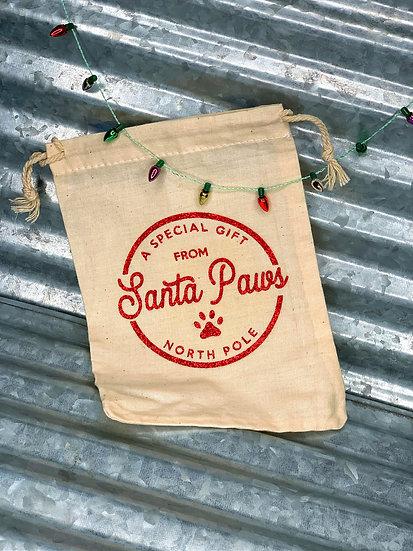 Santa Paws Dustbag