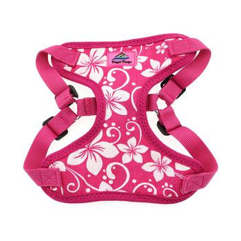 Pink Hibiscus Harness