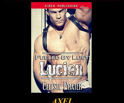 FUELED BY LUST: LUCIEN RELEASING 7/15/14