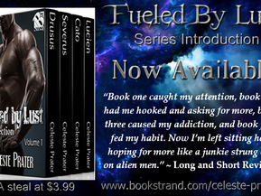 FUELED BY LUST SERIES BOXED SET (BOOK 1-4) RELEASED 7-18-2017