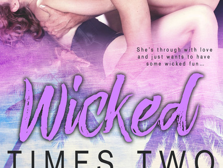 Welcome TINA DONAHUE to the AUTHOR SPOTLIGHT - New Release of WICKED TIMES TWO!