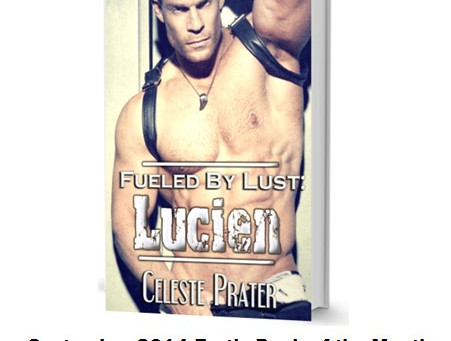 FUELED BY LUST: LUCIEN now in paperback