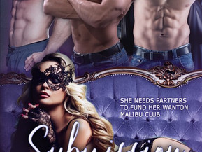 Welcome TINA DONAHUE to the AUTHOR SPOTLIGHT - New Release of SUBMISSION!
