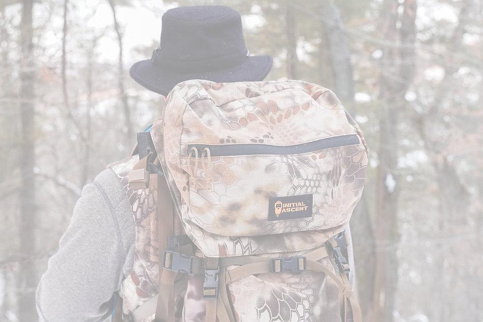 Initial Ascent Pack