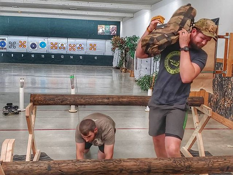 Welcome to the Beast Mode Archery Challenge Blog