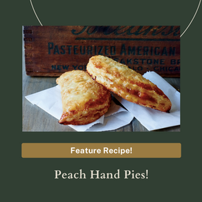 On-the-Go Peach Handpies!