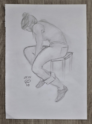25.01.19 Sketch by Lu