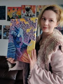 Women Nautre -Complicated by Luna Smith