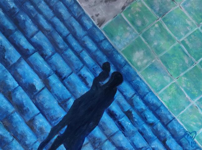 J in Shadows by Luna Smith