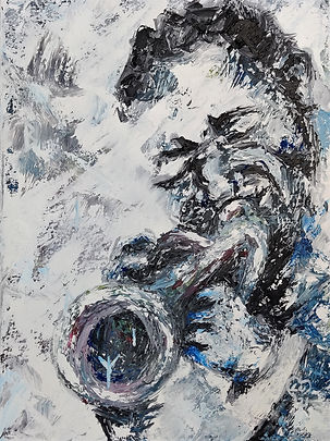 Jazz by Luna Smith - the best art in the world