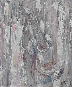 Guitar by Luna Smith - the best art in the world