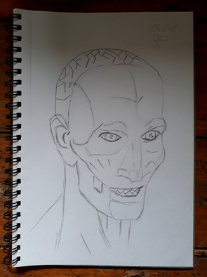 28.07.18 Sketch by Lu