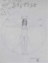 Goddess by Luna Smith