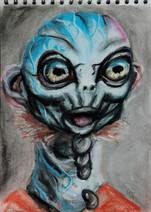 Alien by Luna Smith