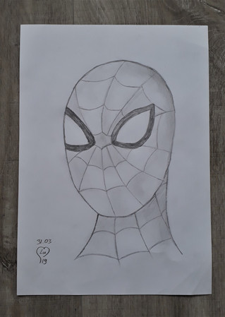 31.03.19 Sketch by Lu