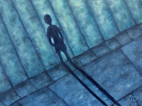 O in Shadows by Luna Smith