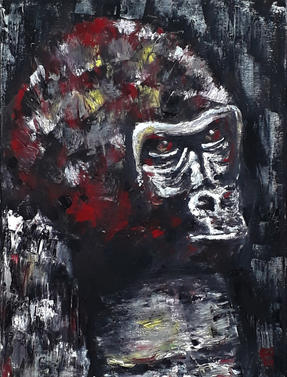 King Kong by Luna Smith