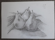 Pears by Luna Smith