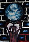 Peace by Luna Smith - legendary art  - oil painting - nott