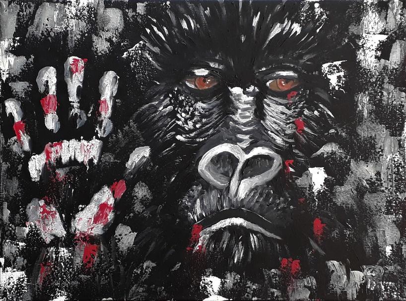'Silent Victim' by Luna Smith