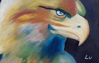 Eagle by Luna Smith