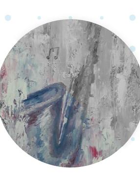 Music enchanted in paintings