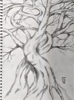 Tree of Life by Luna Smith